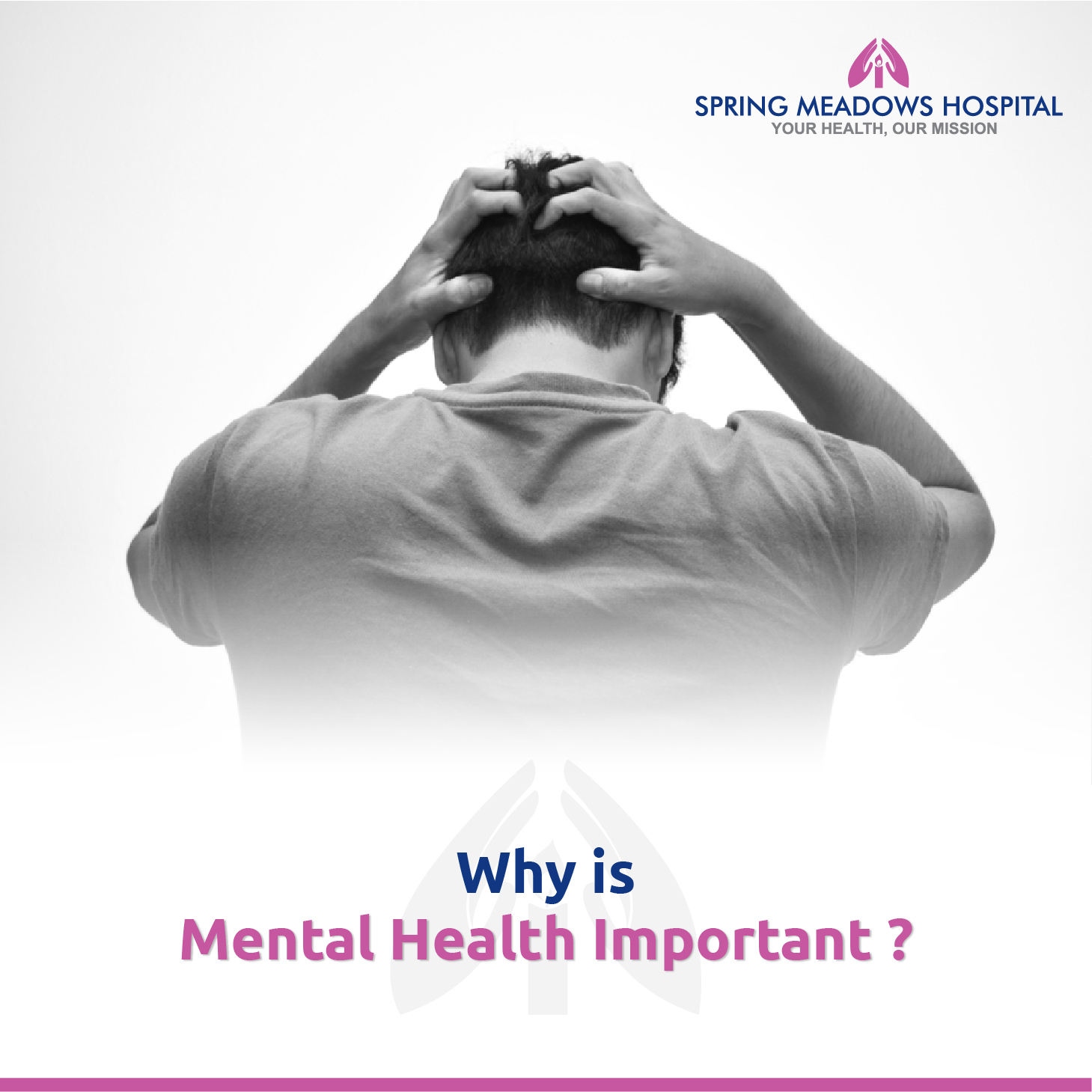 Mental Health, Importance, Well-Being, and Health Aspects