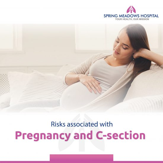 Risks associated with Pregnancy