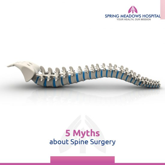 Best Hospital for Spine Surgery in Delhi